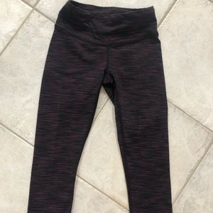 Lucy cropped legging